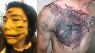 Tattoos Gone wrong:  Worst Tattoos Ever?