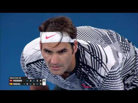 "Tennis-i.com Финал ""Australian Open 2017"" Федерер-Надаль"