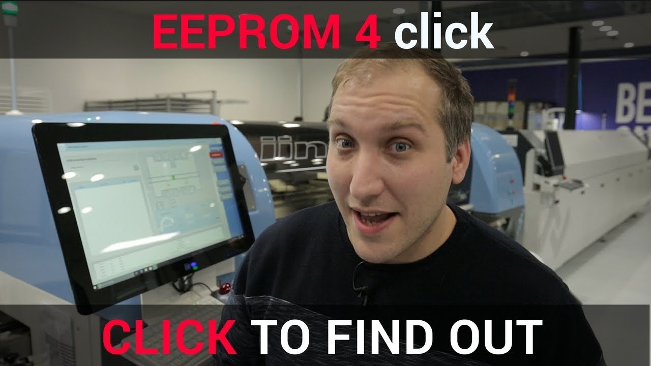 EEPROM 4 click | 256 KB commercial and industrial low voltage EEPROM memory