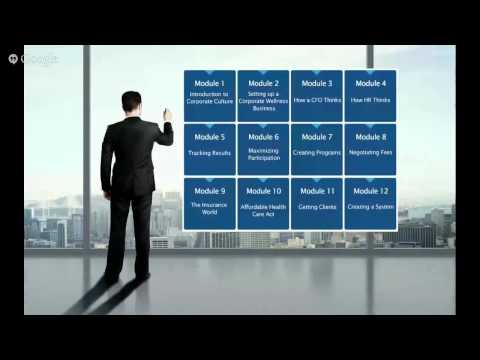Corporate Wellness Webinar