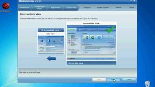 How to customize BitDefender Total Security 2010 software