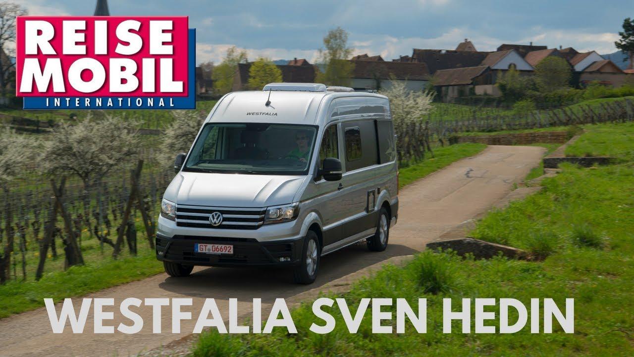 Westfalia Sven Hedin 2018 Im Profitest Der Reisemobil International