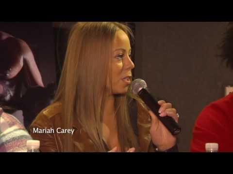 Mariah  Precious PressConference 2009