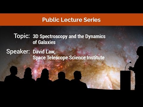 3D Spectroscopy and the Dynamics of Galaxies