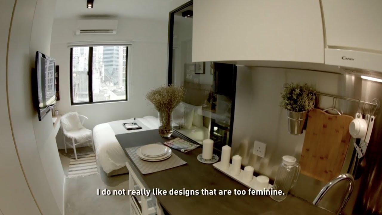 150 Sq Feet Home  Small Spaces  HGTV Asia  YouTube