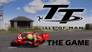 Isle of Man TT - THE GAME (Ride on the Edge) 2018   Review