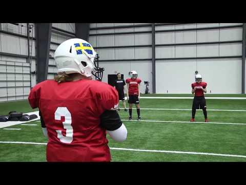 Saints host USA Football Women's World Football Games