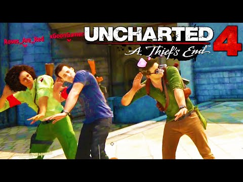 Uncharted 4: Running