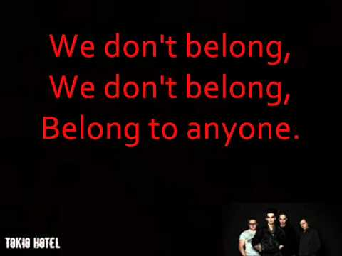 Клип Tokio Hotel - Pain Of Love