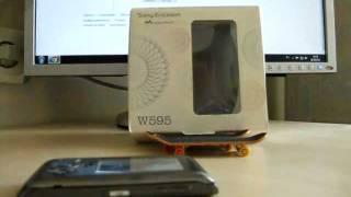 Видео обзор телефона Sony ericsson w595(обзорчег телефона Sony ericsson w595., 2011-08-26T13:27:39.000Z)