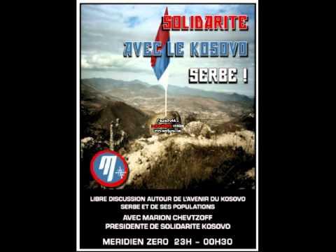 Solidarité avec le Kosovo Serbe !