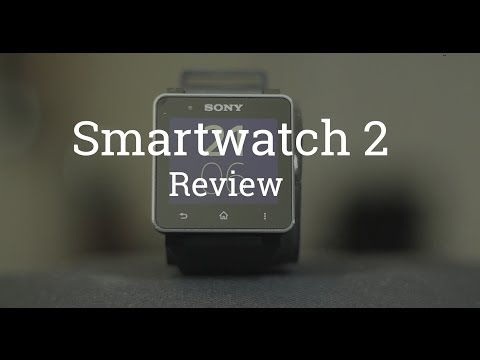 Sony Smartwatch 2 Review!