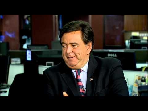 Miguel Amante -  Entrevista a Gobernador Bill Richardson