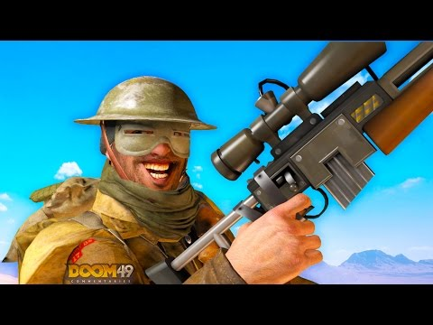 BATTLEFIELD 1 LIVESTREAM - Sniper Elite! - Road to max rank Gameplay!