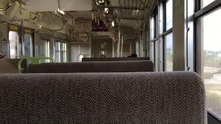 【JR西日本】およそ2分間115系3000番台に乗っている気分になれる動画