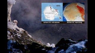 Warm Antarctic caves harbour secret life, Scientists said