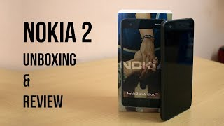 Nokia 2 India unboxing, review, pros and cons
