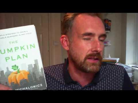 Short Sharp Shock Book Review : Toilet Paper Entrepreneur and The Pumpkin plan
