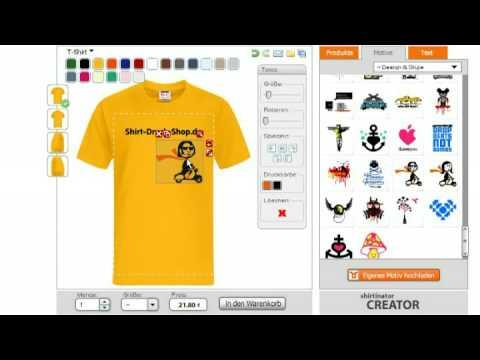 bilder auf t-shirt drucken from YouTube · Duration:  2 minutes 55 seconds