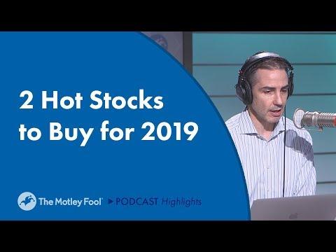 2 Hot Stocks to Buy for 2019 thumbnail