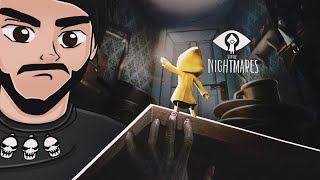 Live w/ Scout - LITTLE NIGHTMARES 1 - Complete Gameplay