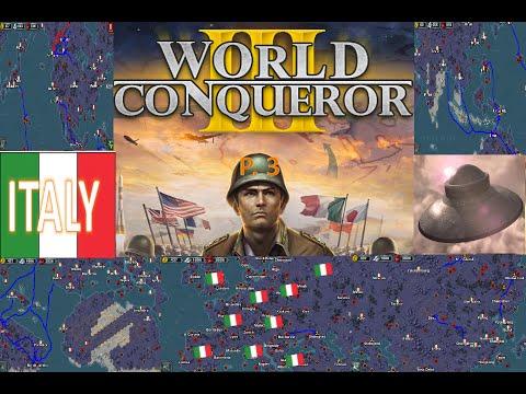 world conqueror 3 Italy vs Aliens Part 1 HD