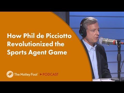 How Phil de Picciotto Revolutionized the Sports Agent Game