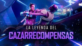 La Leyenda del Cazarrecompensas 🌌 | CHRONO 💫 | Garena Free Fire