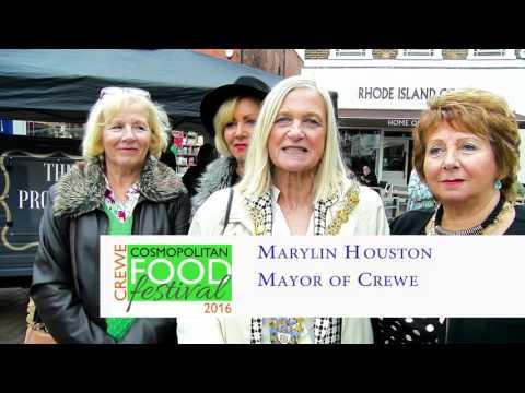 Crewe Cosmpolitan Food Festival 2016