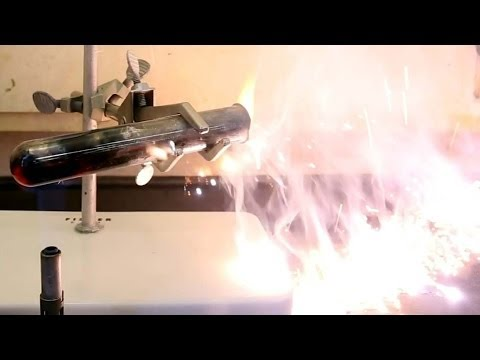 Spontaneous Combustion: Silane Gas