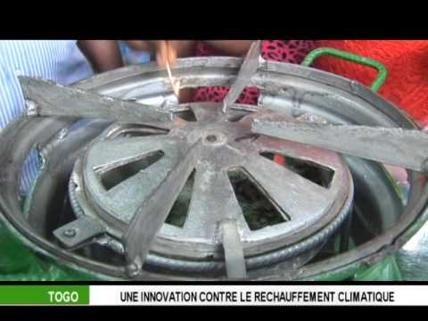 TOGO: UNE INVENTION POUR FINIR AVEC LE GAZ BUTANE
