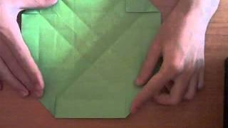 Rosa De Origami Tutorial Parte 1
