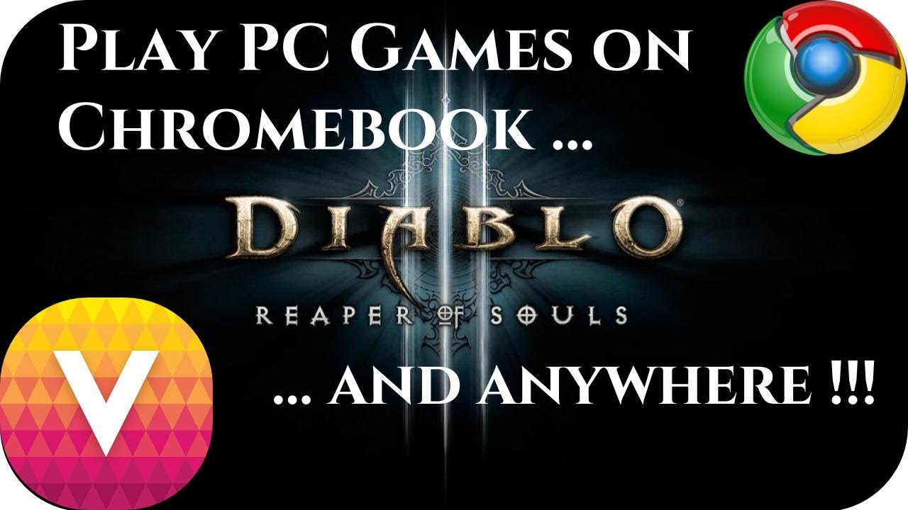 Pc games on chromebook