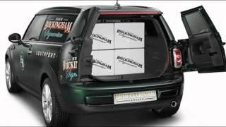 MINI Clubvan Concept 2012 Videos
