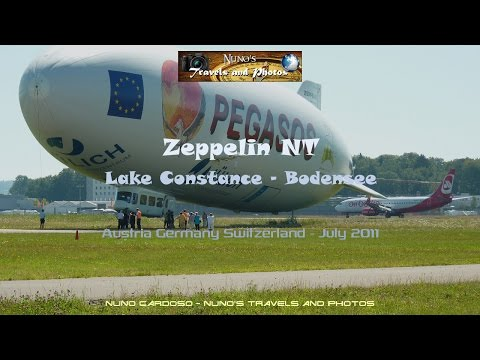 Zeppelin NT - Bodensee/Lake Constance - Travels in Europe