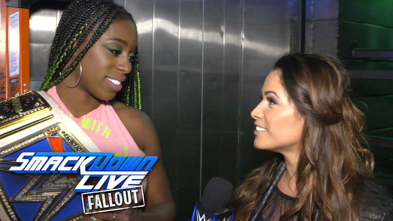 Is Naomi ready for a potential Money in the Bank cash-in?: SmackDown LIVE Fallout, May 30, 2017