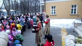 видео Музей-усадьба Дурасова в Люблино