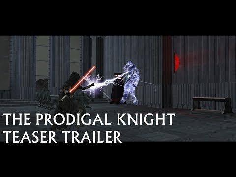 Star Wars: KOTOR - The Prodigal Knight: Teaser Trailer (KOTOR Machinma)