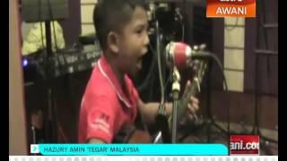 Hazury Amin 'Tegar' Malaysia