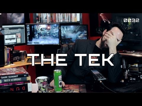 The Tek 0032: The Creepiest Patent Ever