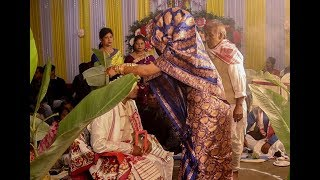 ASSAMESE WEDDING || BIYA NAAM || TEAM FOTOFONIA