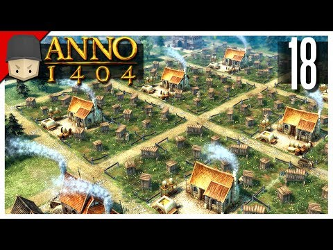 Anno 1404 Venice - Ep.18 : Bees & Candles!
