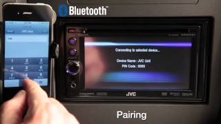 JVC Mobile Entertainment 2012 - Multimedia - Bluetooth Phone / Audio Streaming