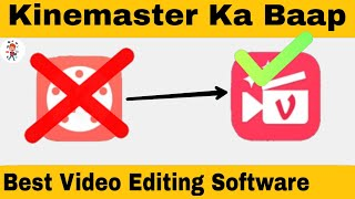 Best Video  Editing Software For Android    Video Editing App For Youtube    In Hindi 2020