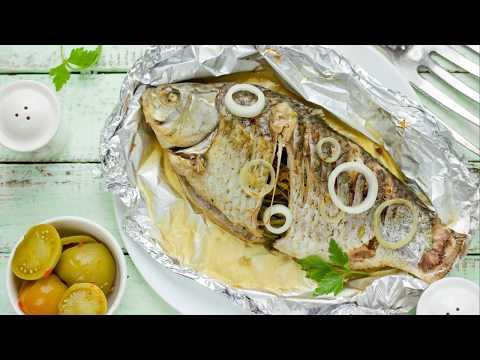 recette-:-papillotes-de-poisson-à-la-marinade