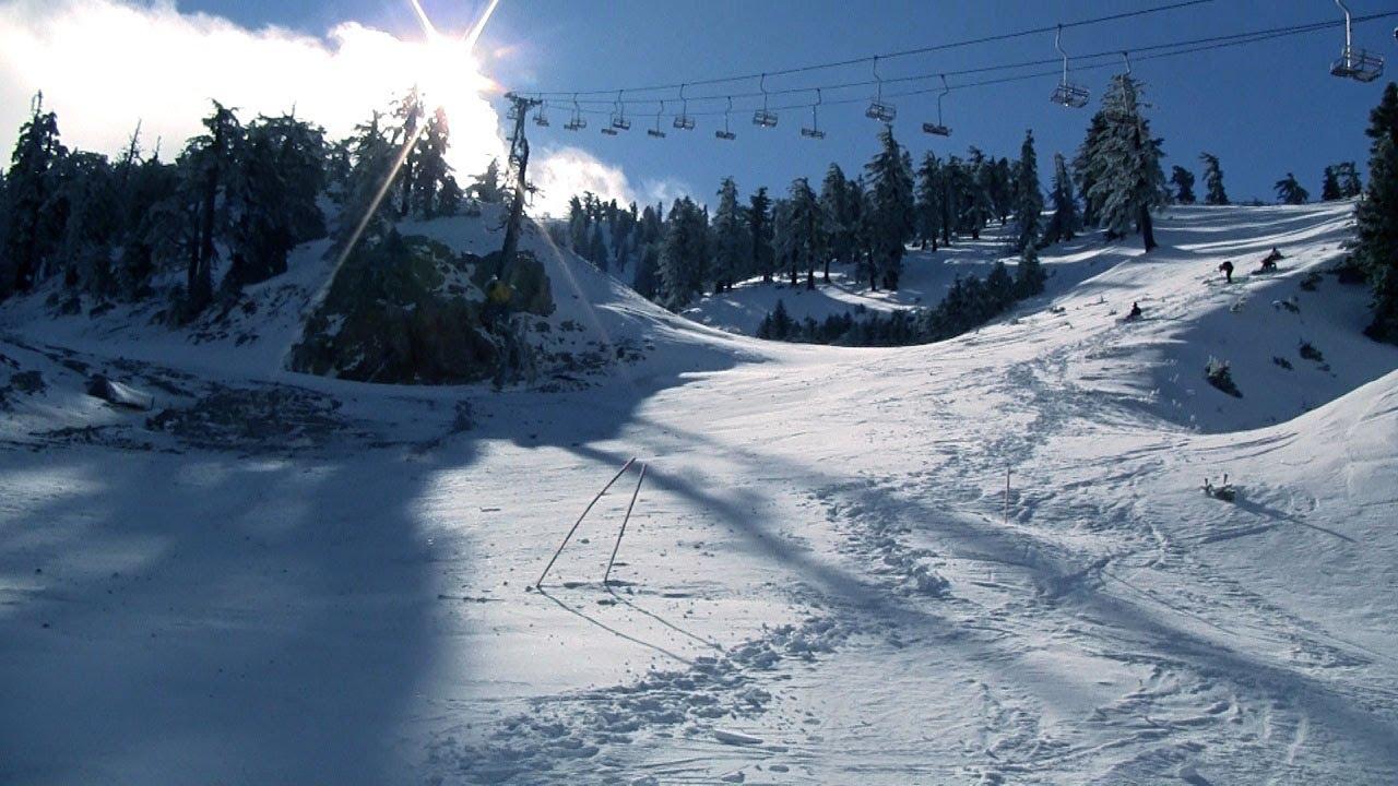 mt baldy ski - youtube