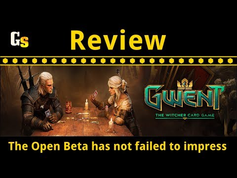 Gwent Open Beta Review - Slowly but surely its becoming one of the best card games out there