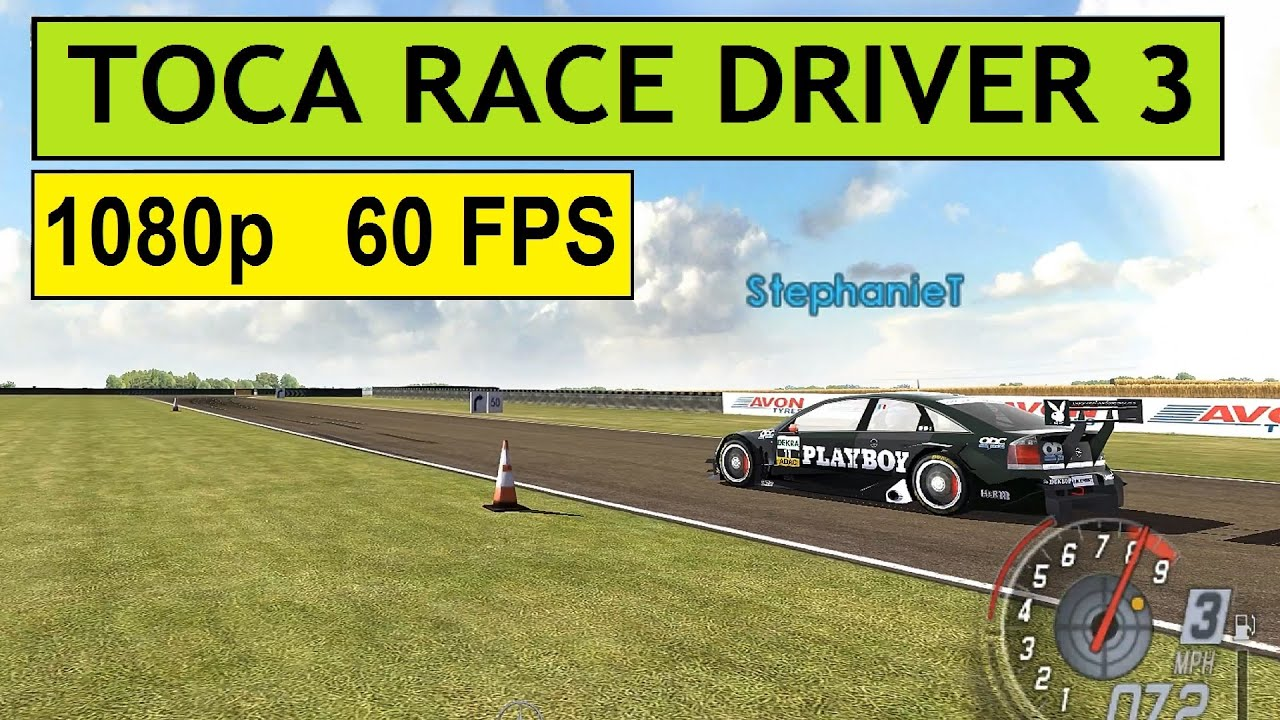 toca race driver 3 pc gameplay 1080p 60fps online race castle combe youtube. Black Bedroom Furniture Sets. Home Design Ideas
