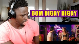 Bom Diggy Diggy (VIDEO) REACTION!!!