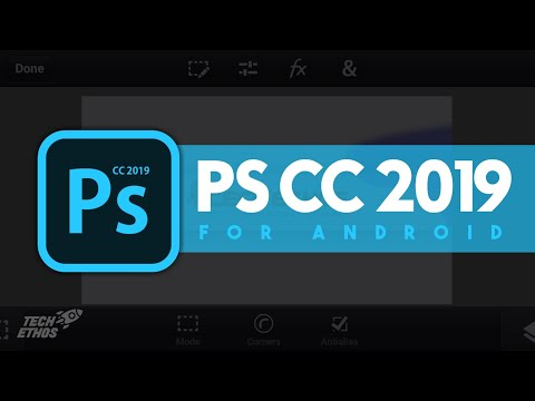 Photoshop CC 2019 For Android Phone